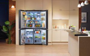 ราคาตู้เย็น 2 ประตู